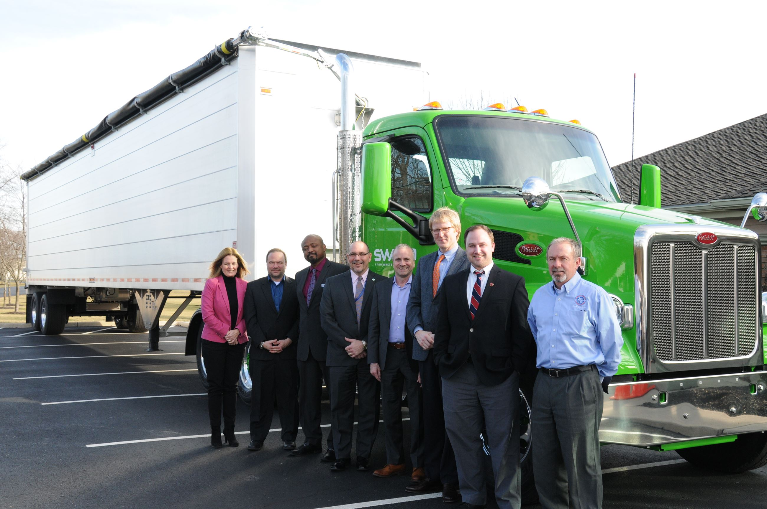 Board Members with Full Truck 01